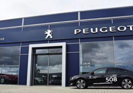 V Kladně otevírá nový koncesionář Peugeot