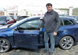 MANAŽER TESTUJE: Renault Megane Grandtour