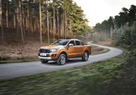Ford Ranger – více výkonu při nižší spotřebě (VIDEO)