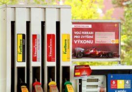 Tankujte prémiová paliva za ceny nejlevnějších dodavatelů