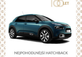 Oslavte 100 let Citroënu novým vozem
