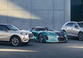 Značka DS míří do světa prémiových hybridů