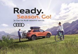 Dopřejte vozům Audi výhodný jarní servis