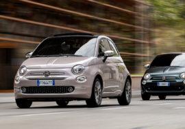 Fiat 500 přináší nové stupně výbavy a edice