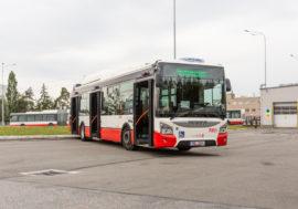 Čistírenské kaly brzy poslouží pro pohon autobusů MHD