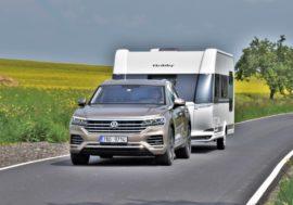 TEST: Volkswagen Touareg