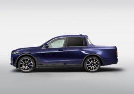 Vydá se BMW mezi luxusní pick-upy?