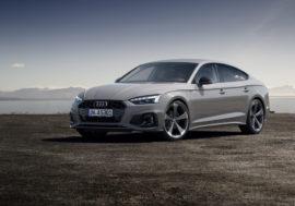 Modelová řada Audi A5 míří do nové éry