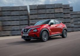 Nový Nissan Juke se představil v hlavních metropolích crossoverů