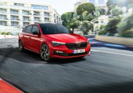 Škoda Scala dostala prestižní výbavu Monte Carlo