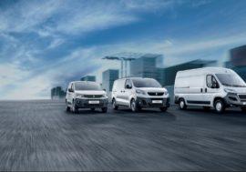 Říjen ve znamení užitkových vozů Peugeot