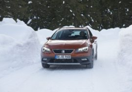 Dopřejte vašemu vozu zimní SEAT wellness program