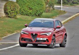 TEST: Alfa Romeo Stelvio QV