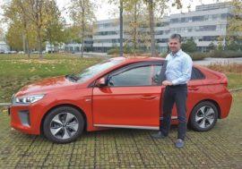 ROZHOVOR: Vyzkoušel několik elektromobilů, který si nakonec vybral?
