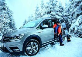 Volkswagen Caddy nyní se zárukou na 1 000 000 kilometrů!