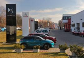 Značka DS má nové zastoupení v Ostravě