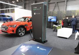 MOON představil kompletní portfolio produktů a služeb pro nabíjení elektromobilů