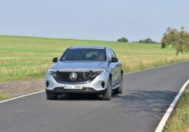 TEST reálné spotřeby: Mercedes-Benz EQC