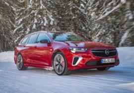 Opel Insignia GSi dostane vyspělý pohon všech kol