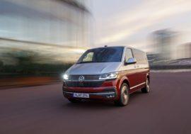 Digitalizovaný Vokswagen T6.1 je již k dispozici u prodejců