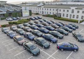 PČR pořídila 500 nových vozů s moderním financováním