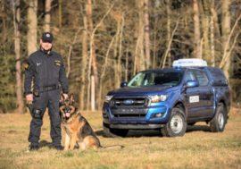 Ford dodává vozy Policii a Ministerstvu vnitra České republiky