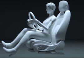 Procházet se v sedě? Jaguar Land Rover to umí (VIDEO)