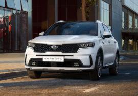 Nové Sorento nabídne čtyři výbavové linie a hybridní pohon