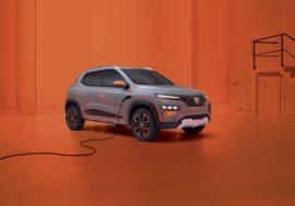 Dacia prezentuje cenově dostupný elektromobil