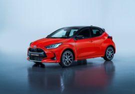 Toyotu Yaris bude nově vyrábět i kolínský závod