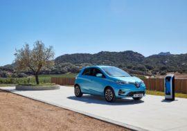 Nový Renault ZOE se představí v Letňanech
