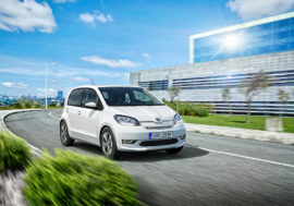 TEST reálné spotřeby: Škoda Citigoe iV