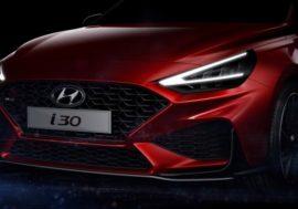 Nový Hyundai i30 na prvních snímcích