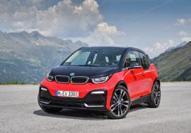 TEST reálné spotřeby: BMW i3s