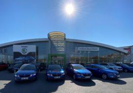 Business Lease dodá nové vozy Škoda společnosti O2
