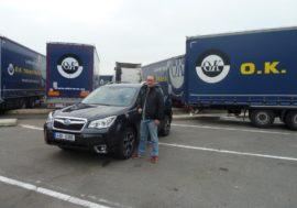 MANAŽER TESTUJE: Subaru Forester
