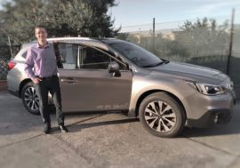 MANAŽER TESTUJE: Subaru Outback