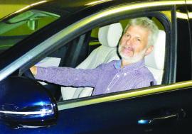 MANAŽER TESTUJE: Mercedes-Benz Třídy E