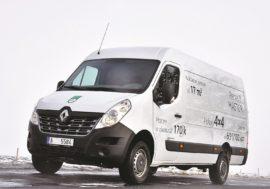 MANAŽER TESTUJE: Renault Master