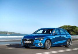 Audi A3 Sportback míří do nové éry