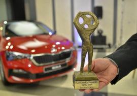 Flotilovým automobilem roku 2020 se stala Škoda Scala