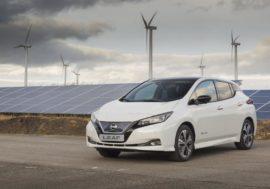 MANAŽER TESTUJE: Nissan Leaf