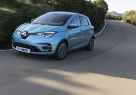 Renault ZOE je nejprodávanějším elektromobilem v Evropě