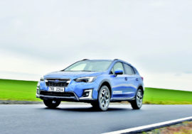 TEST: Subaru XV e-Boxer