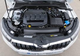 CNG motory v modelech škoda nabízejí vyšší dojez a výrazné snížení nákladů