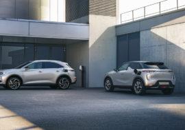 DS a PRE nabízejí nové služby dobíjení nových vozů