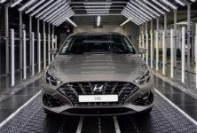 Hyundai dnes spustil výrobu nové i30