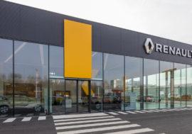 Showroomy Dacia a Renault se otevřely prvním zákazníkům