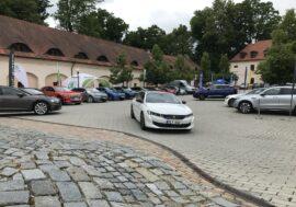 Zámek Štiřín hostí školení zaměřené na alternativní pohon