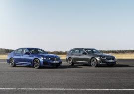 BMW představuje novou řadu 5 Sedan i Touring